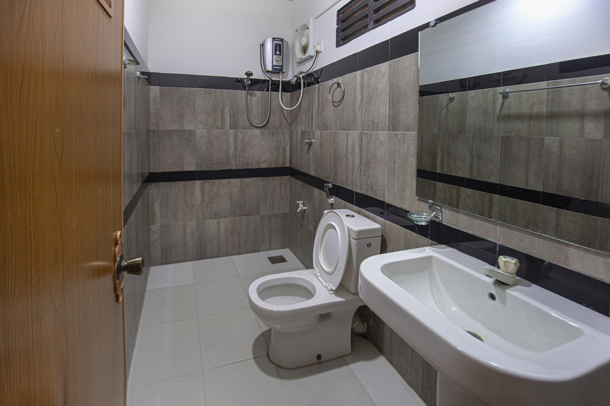 bathrom view